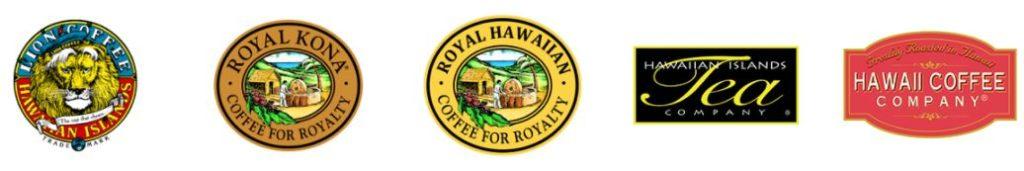 Hawaii Coffee Company coupon code, Lion Coffee Coupon code, Hawaiian Island Tea Coupon Code, Royal Kona Coffee Coupon, Royal Hawaiian Coffee Coupon